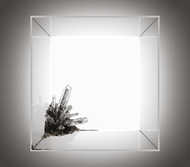 Perspex Box Crystal