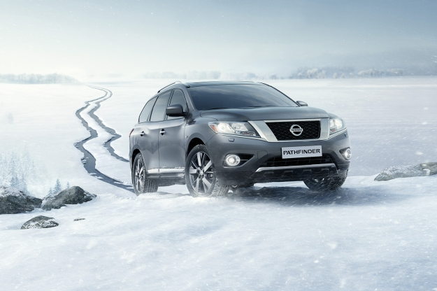 Nissan_PATHFINDER by Recom Farmhouse