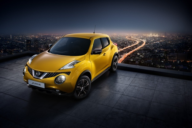 Nissan Juke by Recom farmhouse
