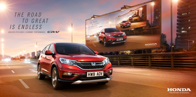 Recom Farmhouse Honda CR-V The Road to Great is Endless