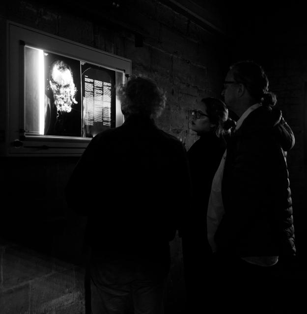 J Konrad Schmidt, Reduction Exhibition