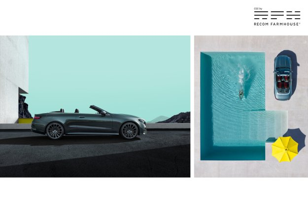 Mercedes with Nadav Kander