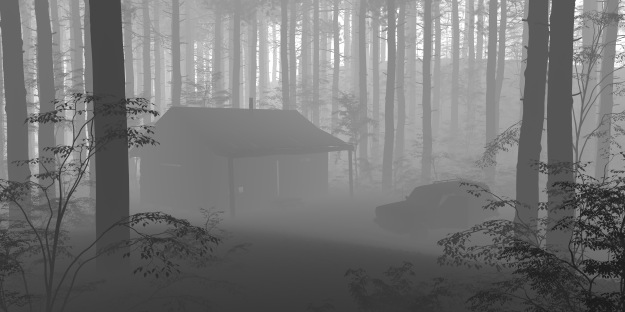 Recom Fearhouse - Cabin CGI 1