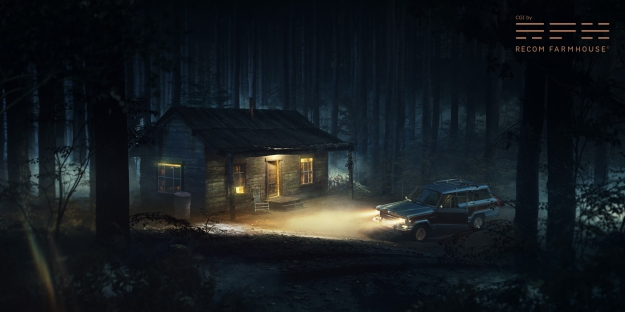 Recom Fearhouse: Cabin in the woods