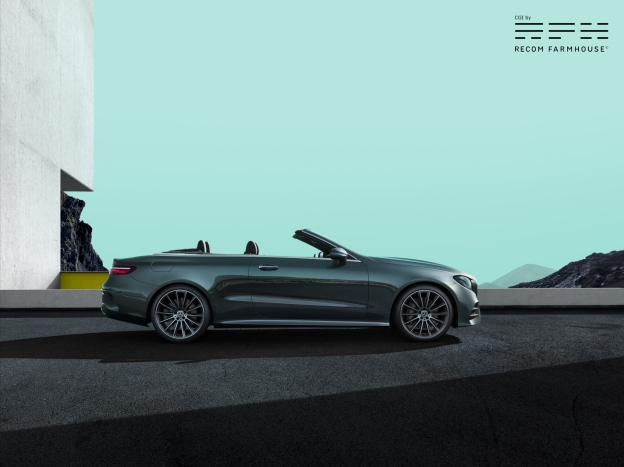 Mercedes Benz with Nadav Kander