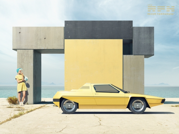 Photographer: Clemens Ascher CGI Artists: Kristian Turner, Anna Toropova Post Artists: Pepe Alram, Aljaz Bezjak Stylist: Alice Whiting Make-up: Amy Conley Hair: Brooke Neilson