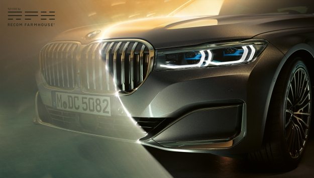 BMW / Full CGI Client: BMW Creative Supervision BMW: Florian Hartmann, Julia Obermeier Concept & Art Direction: Alessandra Kila CGI Artist: Kristian Turner, Carlos Pecino, Anna Toropova Post Artist: Pepê Alram, Kate Brown, Riikka Eiro, Maria Luisa Calosso